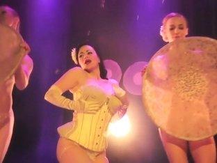 Burlesque Strip SHOW-Shocking Mix-006 Mix2