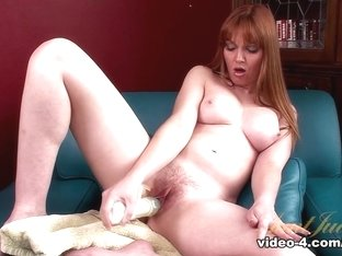 Incredible pornstar Marie McCray in Horny Dildos/Toys, Redhead adult scene