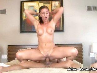 Horny pornstars Will Powers, Rilynn Rae in Incredible Redhead, Medium Tits adult clip