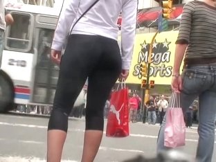 A big ass blonde amateur candid video