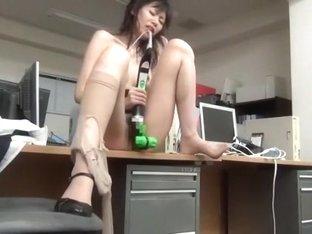 Best Japanese slut Mao Sasaki, Love Satome, Yuria Shima in Fabulous Dildos/Toys, Secretary JAV clip