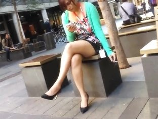 Bare Candid Legs - BCL#052
