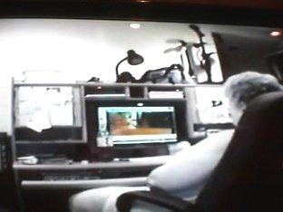 Grandma caught watching porn 2
