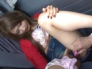 Hottest Japanese slut Hina Hoshizawa in Incredible Big Tits, POV JAV clip