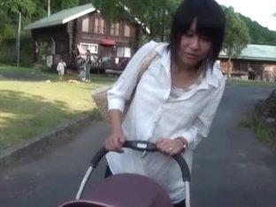 Fabulous Japanese slut Minako Uchida, Mayu Otsuka, Mio Mikura in Best Interview, Outdoor JAV movie