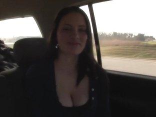 Best pornstar in hottest striptease, big tits sex movie