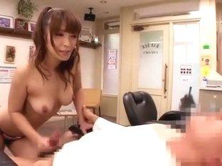Crazy Japanese model Kokomi Sakura in Hottest Panties, Public JAV video