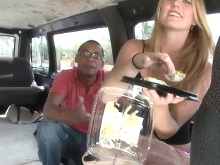 Amazing blowjob in the bus is my favorite dream
