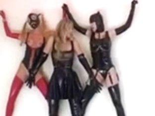 Slut in latex