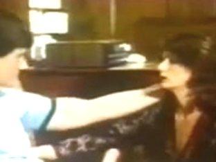 Hot ladies enjoying pussy fucking in this vintage video