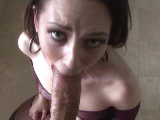 Sarah Shevon, Rocco Siffredi in Rocco's Intimate Initiations, Scene #03