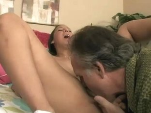 Nadia Noel fucks some lucky old bastard good