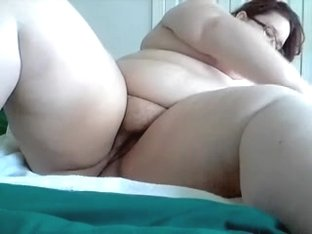Amateur Hairy BBW Toying 4