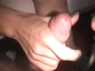 Overweight wife having sex with husband on the floor