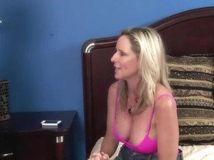 Crazy pornstar Jodi West in hottest big tits, blonde xxx movie