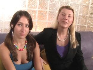 Horny pornstar in best facial, dildos/toys porn video