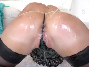 Incredible pornstar Sophie Dee in best big tits, creampie sex video