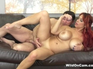 Incredible pornstar Alyssa Lynn in Fabulous Cumshots, MILF porn video