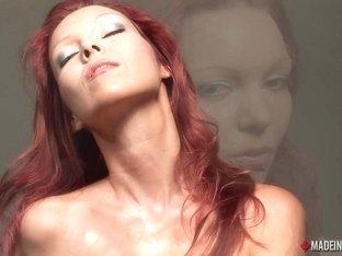 Horny pornstar in Best Solo Girl, Striptease porn scene