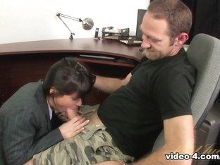 Exotic pornstar in Crazy Big Tits, Brunette adult video