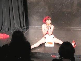 Burlesque Strip SHOW-Shocking Mix-006 Stripte Act