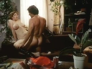Incredible facial classic scene with Anthony Spinelli and Raven Turner