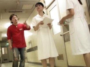 Big sharking fun for the kinky man in the medical clinic
