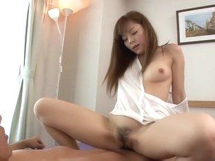 Crazy Japanese whore Anri Sonozaki in Amazing JAV uncensored Blowjob movie