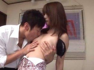 Azumi Harusaki in Azumi Is My Wife