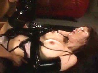 Amazing Japanese model Nanako Mori in Exotic Lingerie, Fetish JAV movie