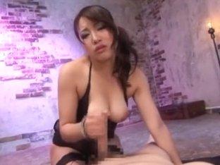 Incredible Japanese slut Serina Ninomiya in Horny Lingerie, Solo Girl JAV movie