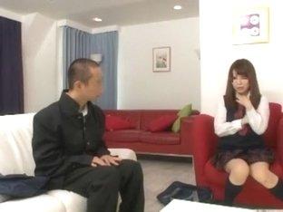 Fabulous Japanese chick Kami Kimura, Nana Usami in Incredible JAV scene