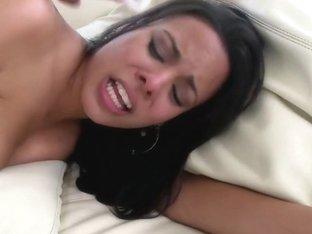 Latina With Sexy Curves Fucked Hardcore