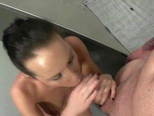 Katie St in Katie's Fresh Fucked Pussy