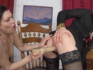 GirlsForMatures Clip: Elsa and Natali
