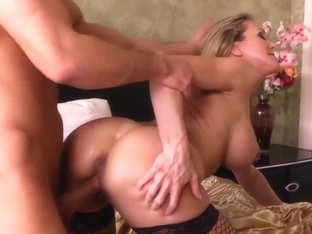 Brandi Love is being pounded by Bill Bailey
