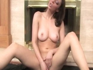Exotic pornstar in incredible dildos/toys, big tits adult movie