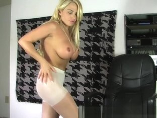 Exotic Homemade clip with Big Tits, Blonde scenes