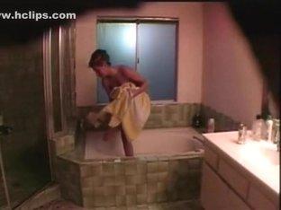 bathroom hiddencam