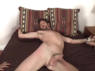 Teasing Daddy's Cock