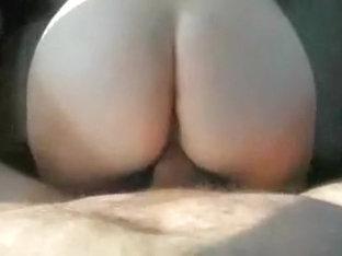 Fucking my girl in the car