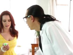 Fabulous pornstar Kayla Marie in incredible blonde, masturbation xxx movie