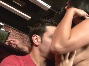 Incredible pornstar Rachel Starr in horny cunnilingus, blowjob sex video