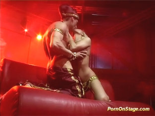 hot real sex on public stage
