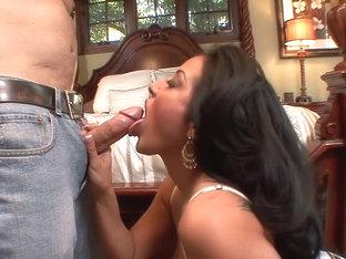 Crazy pornstar in incredible big tits, facial xxx video