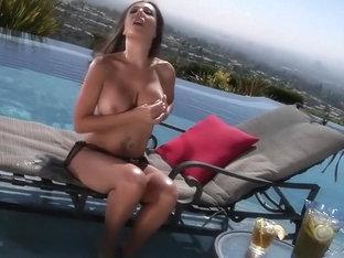 Fabulous pornstar Amy Fisher in amazing cunnilingus, masturbation porn clip