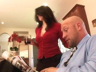 Hottest pornstar Jaylyn Rose in best cumshots, big ass porn scene