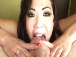 Horny pornstar London Keyes in crazy asian, big cocks sex clip