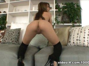 Horny pornstars Alyssa Branch, Johnny Fender in Crazy Redhead, Small Tits sex video
