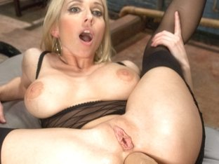 Amazing anal, fetish porn scene with crazy pornstars Christie Stevens and Isis Love from Everythin.